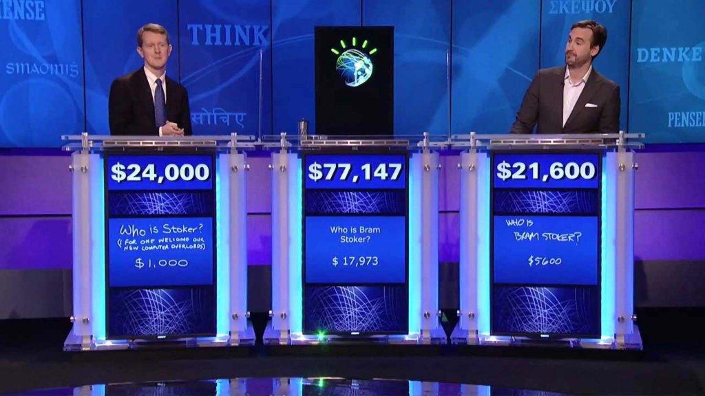 IBM's Watson wins Jeopardy Quiz
