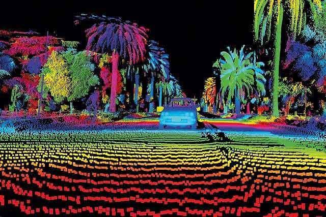 Environment Mapping using LiDAR Sensor