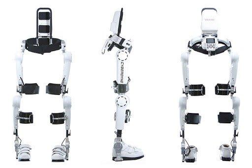 Hybrid Assistive Limb (HAL) Exoskeleton for Rehabilitation