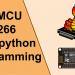NodeMCU ESP8266 Micropython Programming: Get Started with esptool and Thonny IDE